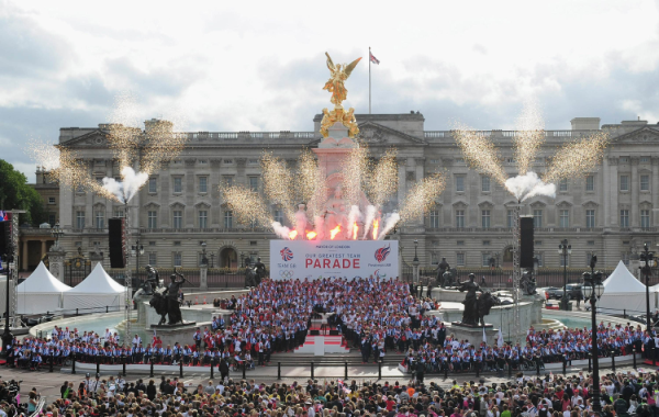 Buckingham Palace party