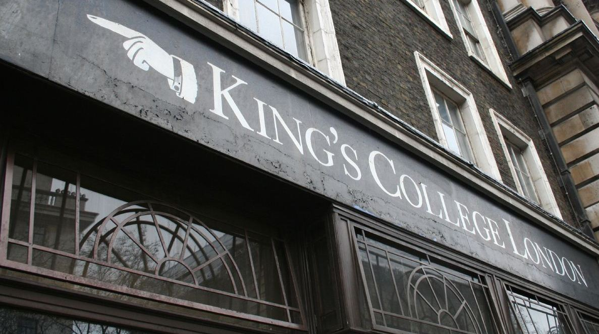 Kings_College_London_Sign
